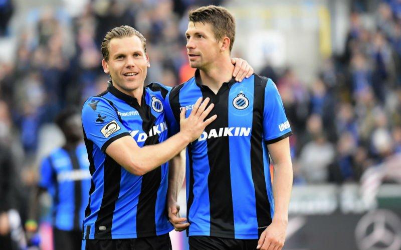 'Zeer belangrijk transfernieuws over Brandon Mechele bij Club Brugge'