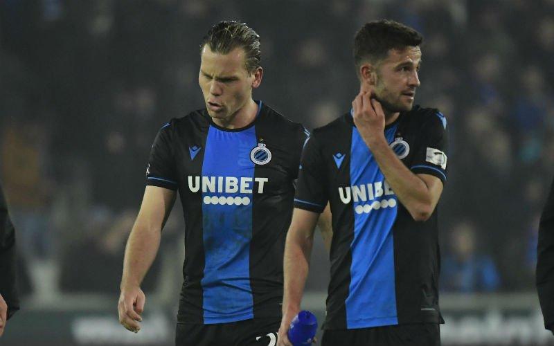 'Club Brugge neemt deze beslissing over vertrek van Siebe Schrijvers'