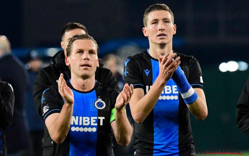 'Club Brugge dreigt alsnog naast de landstitel te grijpen'