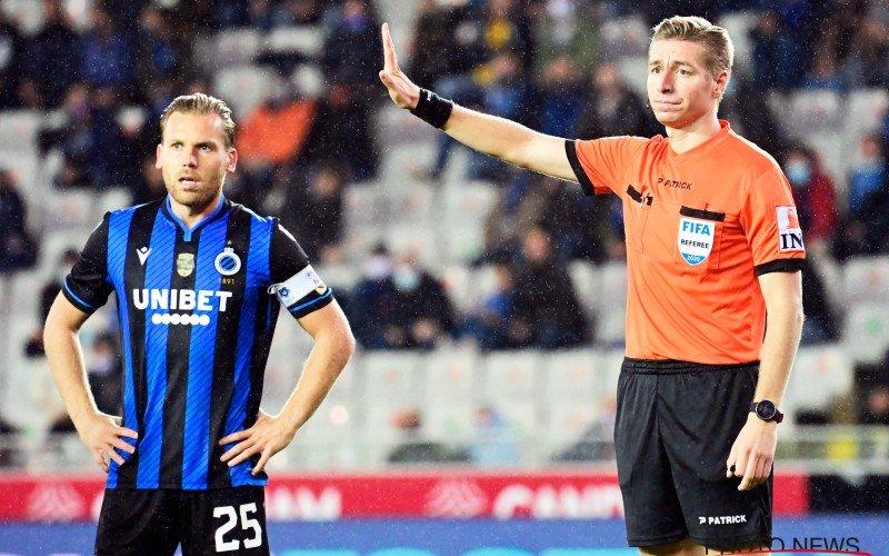 VAR zorgt voor commotie in Club Brugge-Eupen:
