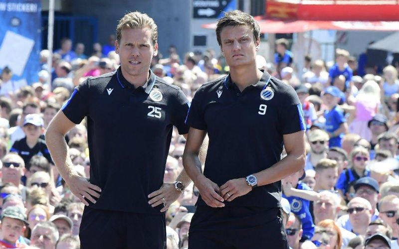 'Philippe Clement zet Jelle Vossen volledig buitenspel bij Club Brugge'