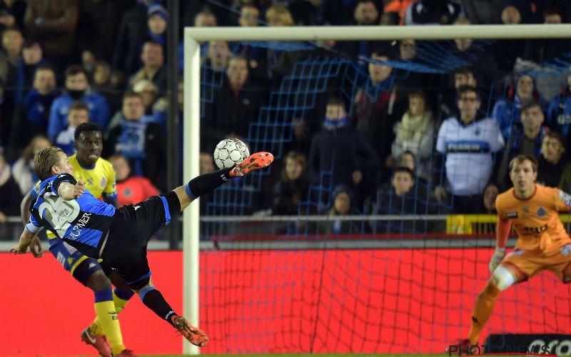 Club Brugge maakt zwakke start in de tweede helft ruimschoots goed