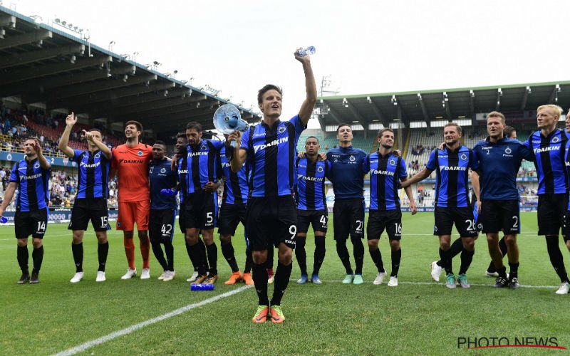Club Brugge maakt indruk: