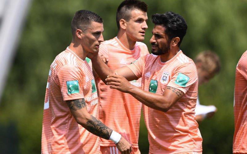 Ivan Santini onthult waarom hij precies voor Anderlecht koos