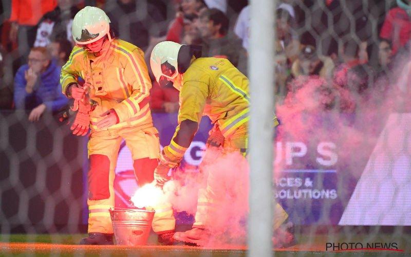 Vurige strijd tussen Standard en Charleroi wordt stilgelegd en eindigt onbeslist