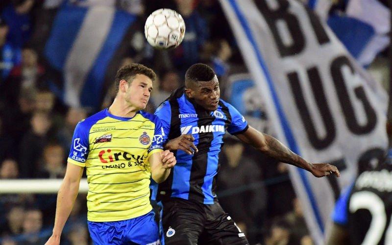 Waasland-Beveren verrast zwak Club Brugge en pakt verdiend een punt