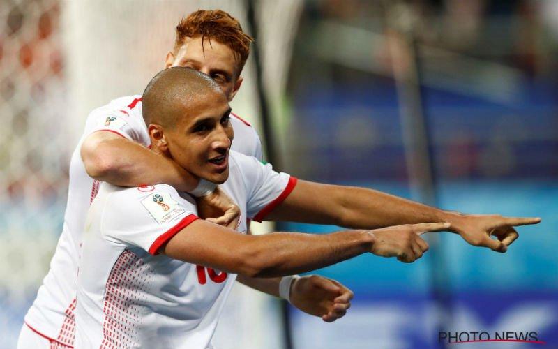 'Belgische club legt 8,5 miljoen euro op tafel voor Tunesiër Wahbi Khazri'