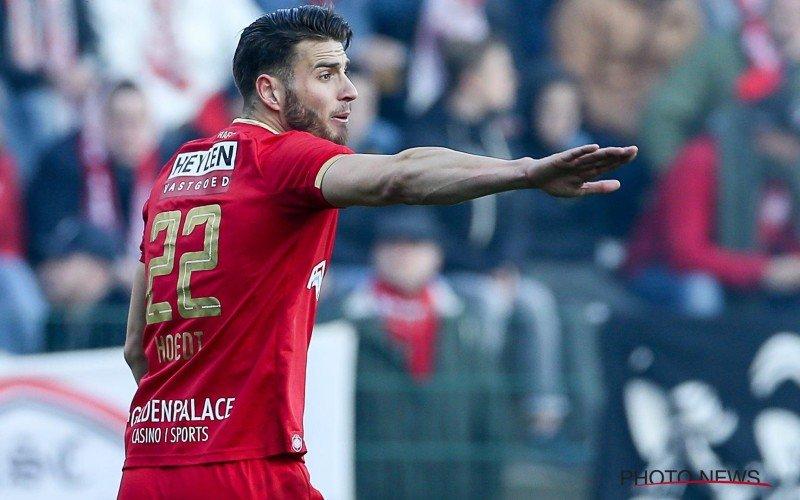 'Wesley Hoedt geeft Club Brugge antwoord na aanbieding'