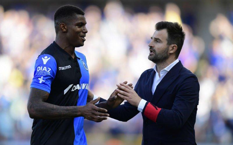 'Club Brugge hakt knoop door over transfer van Wesley'