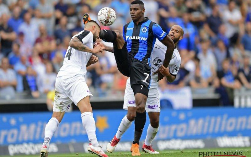 Wesley toch weg bij Club Brugge? 'Hij is de topprioirteit'