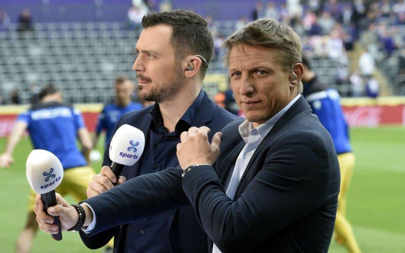 Wesley Sonck is het kotsbeu en haalt zwaar uit na Club Brugge-AA Gent
