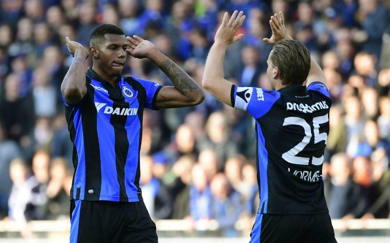Wesley voor dit verrassend lage bedrag weg bij Club Brugge?