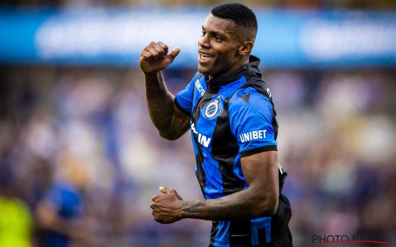 Wesley spreekt zich uit over vertrek bij Club Brugge