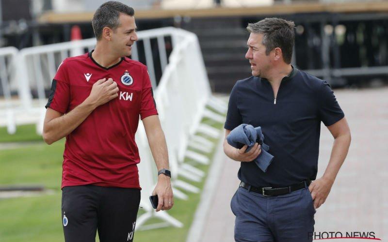 'Club Brugge staat héél dicht bij eerste zomertransfer'