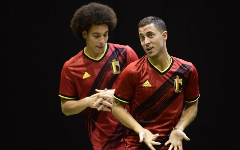 Adidas begaat ongelofelijke blunder met shirts Rode Duivels