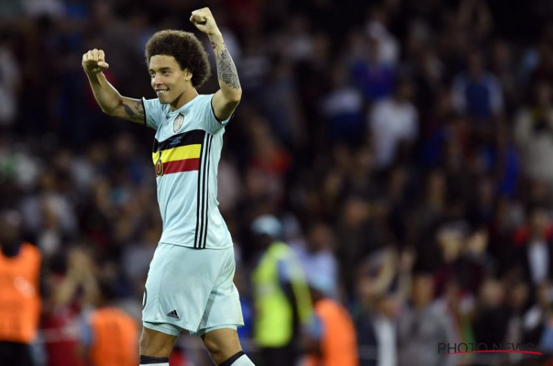 'Verrassende wending rond Axel Witsel'
