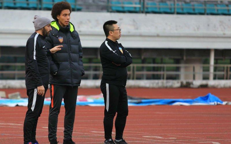 Witsel reageert na knappe transfer naar Dortmund op avontuur in China