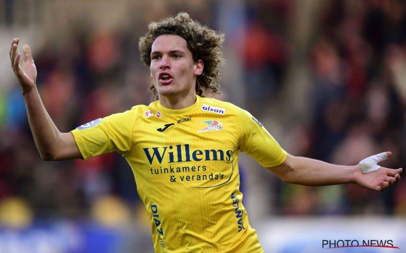 Opvallend: 'Wout Faes kan bij Belgische topclub tekenen'