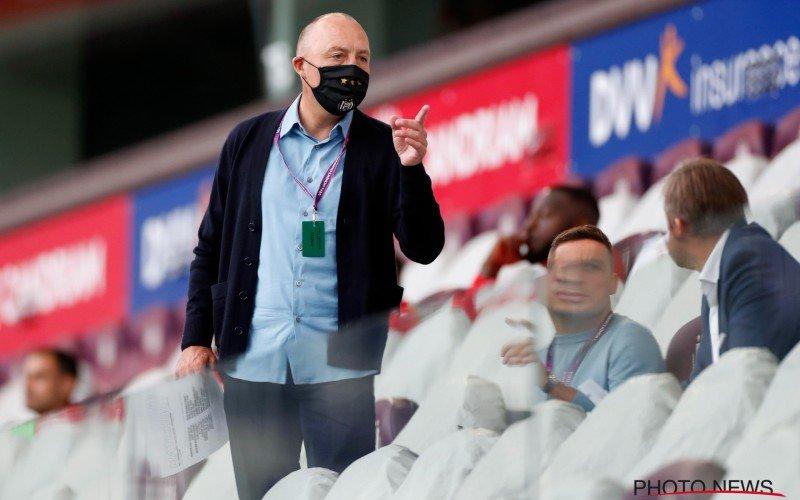 Vandenhaute heeft plan bij Anderlecht: