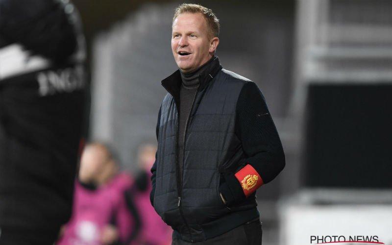'Niet Vrancken, maar wel déze trainer is topkandidaat bij KRC Genk'