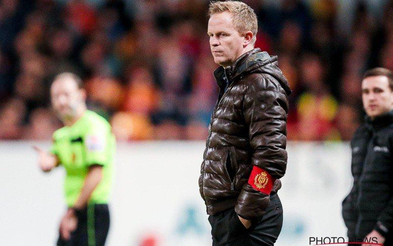 Wouter Vrancken spreekt zich uit over overstap naar Anderlecht