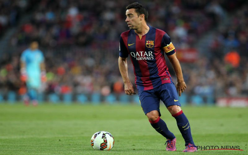 Xavi vol lof over deze Rode Duivel: