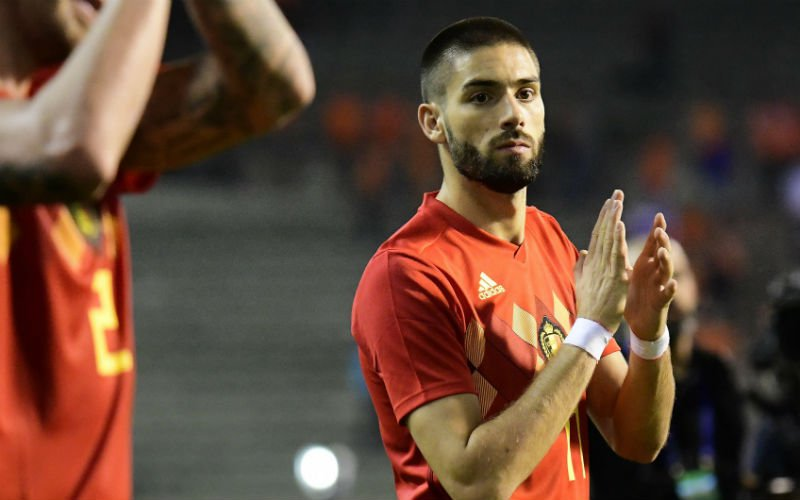 'Yannick Carrasco vertrekt uit China en versiert absolute droomtransfer'