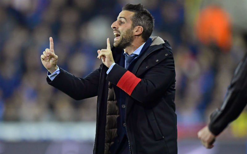 Houdt Yannick Ferrera het definitief voor bekeken als trainer?