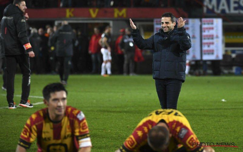 Ferrera heeft steile ambities met KV Mechelen en trekt kras besluit