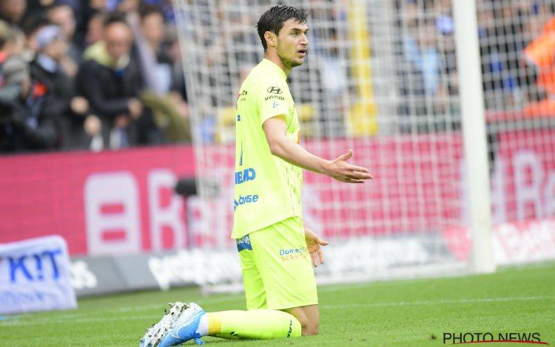'Dit is de reden waarom AA Gent geen strafschop kreeg tegen Club Brugge'