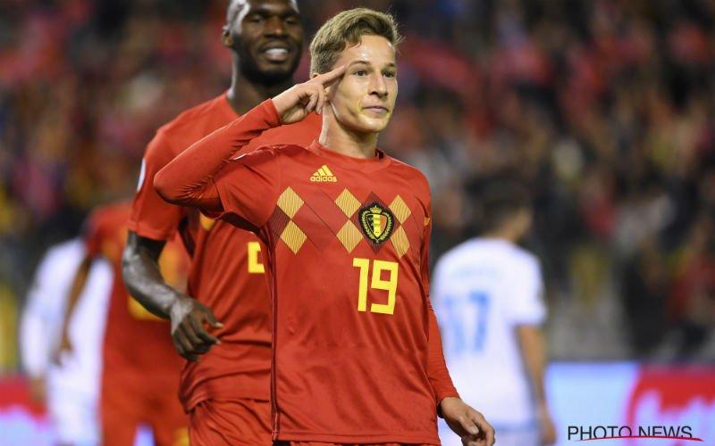 'Yari Verschaeren na dit seizoen mogelijk al weg bij Anderlecht'