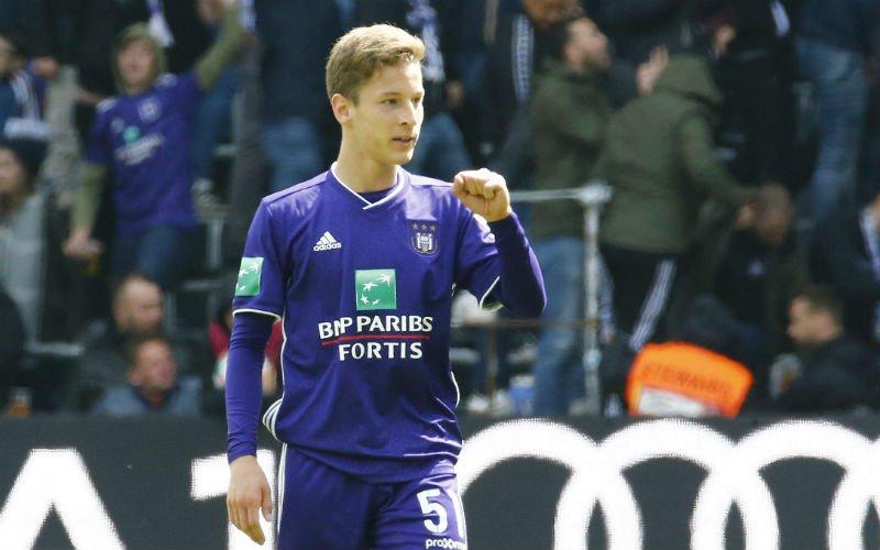 'Anderlecht moet nu al vrezen voor vertrek van Yari Verschaeren'