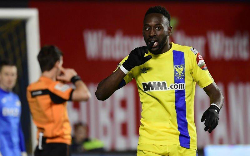 'Anderlecht haalt Yohan Boli binnen als nieuwe spits'