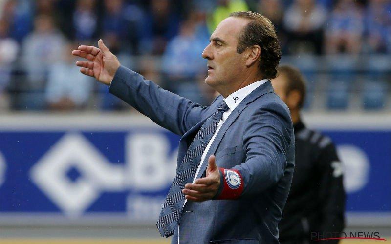 AA Gent-speler uit ongenoegen over Vanderhaeghe: