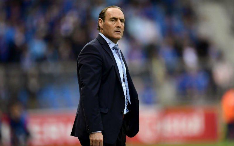 Opvallende afwezige bij AA Gent: 'Hij onderhandelt over een transfer'