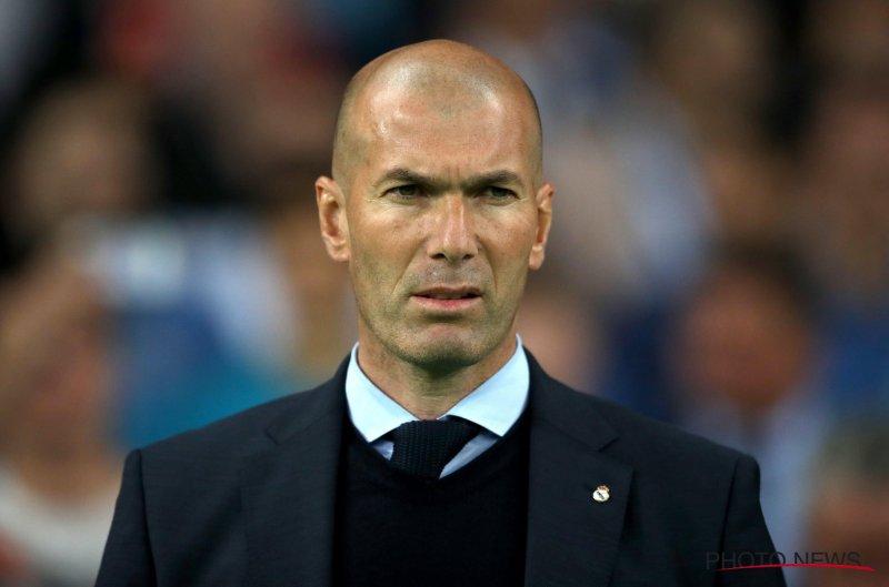 Zidane ontzet over blessure Hazard: