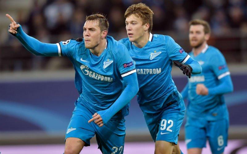 'Zenit Sint-Petersburg verrast: voorakkoord met deze Belgische speler'