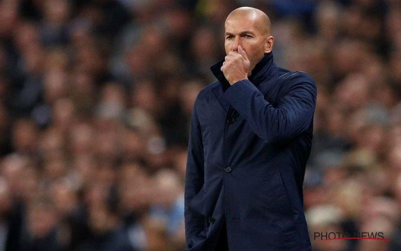 'Real Madrid wil Zidane vervangen door deze toptrainer'