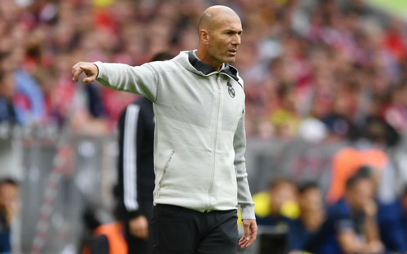 'Zidane duidt nieuwe Galactico aan, Real Madrid gaat 78 miljoen betalen'