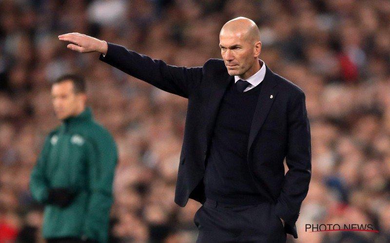 'Zidane hakt knoop door tussen Real Madrid en Juventus en kiest voor hén'