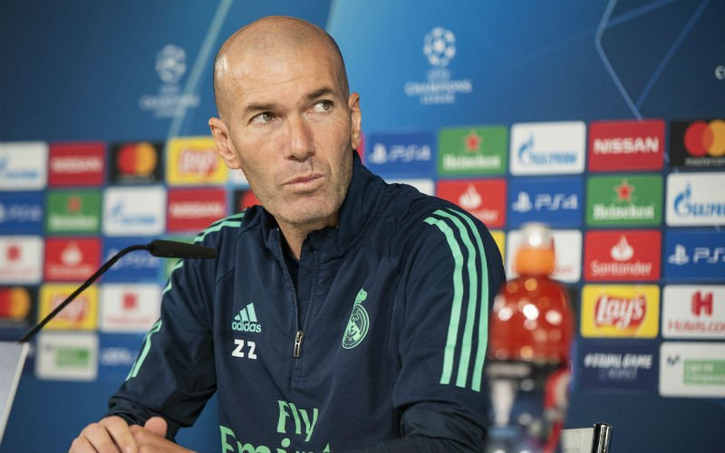 'Zidane plant ongeziene dubbelslag, Real Madrid betaalt 250 miljoen'