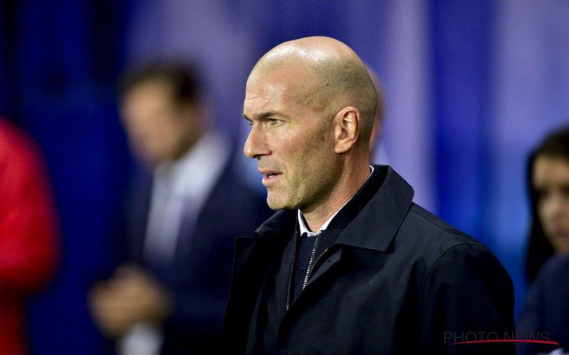 Zidane gelooft amper wat hij ziet van Hazard