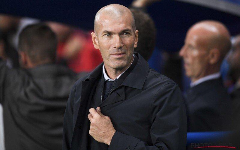 Zidane maakt werk van nieuw supertrio bij Real Madrid: 'MHM'
