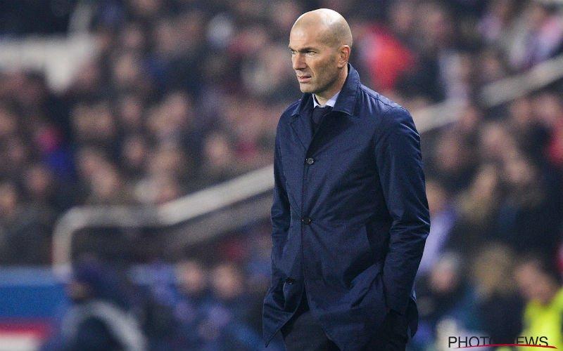'Zidane neemt opmerkelijke beslissing over duel tegen Club Brugge'