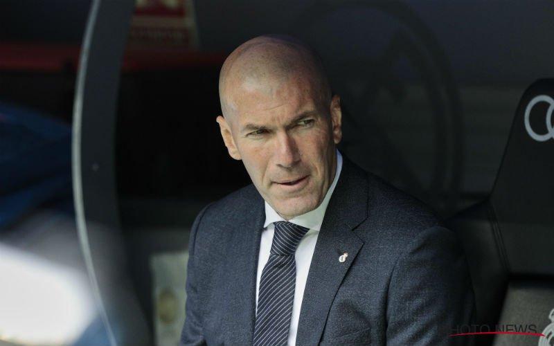 'Zidane gelooft amper wat hij ziet van Courtois bij Real Madrid'