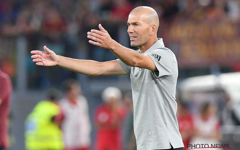 'Real Madrid grijpt in en wil Zidane vervangen door deze toptrainer'