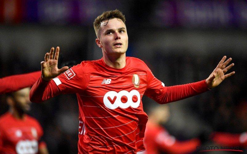 'Zinho Vanheusden gaat Standard verlaten en toptransfer versieren'