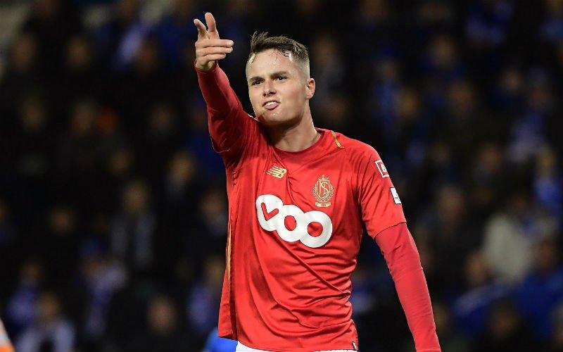 'Standard met rug tegen de muur, Zinho Vanheusden vertrekt voor spotprijs'