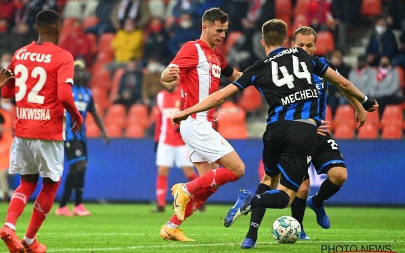 Zinho Vanheusden afgemaakt na Standard-Club:
