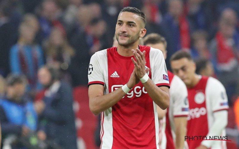 Ongelofelijk: Deze Belgische topclub liet 'te dure' Hakim Ziyech schieten